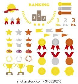 rank medal