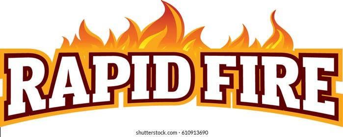 Rapid Fire Logo