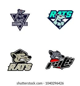 Rat Logo Design