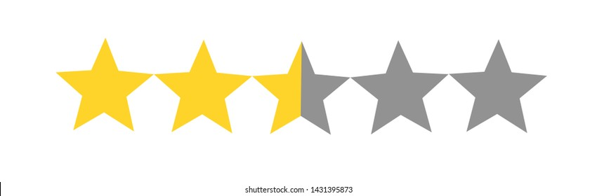 Two+star+rating Stock Vectors, Images & Vector Art | Shutterstock