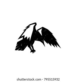 Raven logo vector for your company