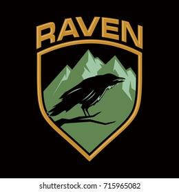 Raven Shield Logo vector