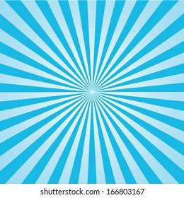 ray  illustration sky blue