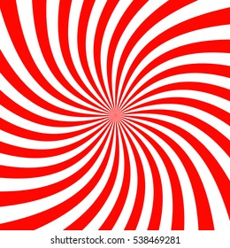 Ray star burst background. Swirling radial pattern. Vector illustration with swirl design.