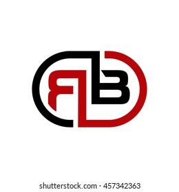 RB initial logo