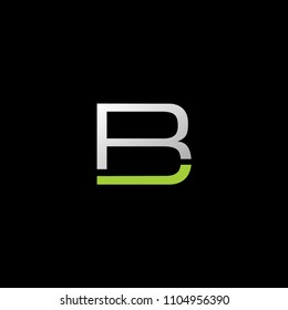 RB Letter Icon Design Logo