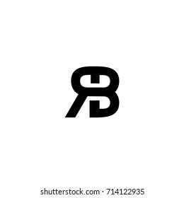 rb letter logo
