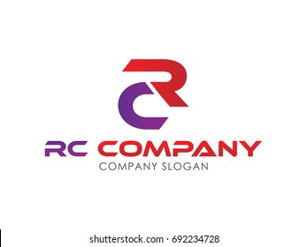 RC letter icon
