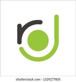RD or DR logo
