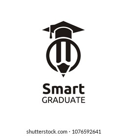 Reach the Best for University / College / Graduate / Campus logo design inspiration