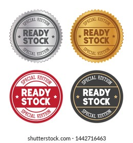 Ready Stock Stamp Seal Badge For Shop Product Business