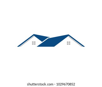 Real Estate and Building Logo Template