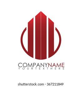 Real Estate , Business , Building , logo