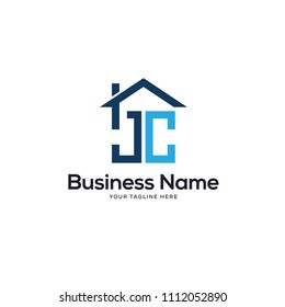 Real Estate and Business Logo Sign