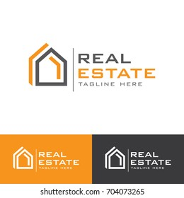 Real estate G letter  logo