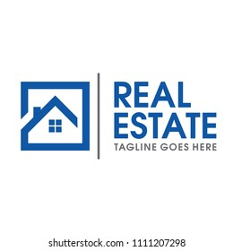 Real Estate and Home Logo Vector