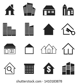 Real Estate Icon design vector