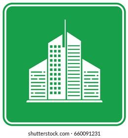 Real estate icon design,clean vector