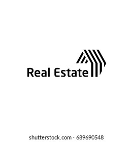 Real Estate Line Logo