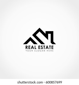 Real Estate Logo, Building Logo, Architecture Logo