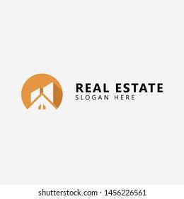 REAL ESTATE LOGO DESIGN FOR COMPANY