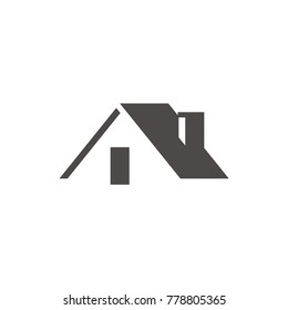 Real estate logo, house icon, designing  based in vector formats illustration