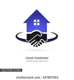 Real Estate LOGO / ICON