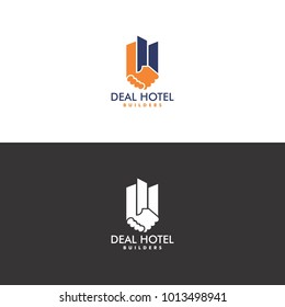 Real Estate Logo in vector