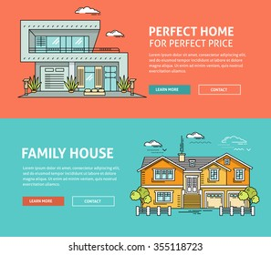 Real Estate Banner Images Stock Photos Vectors Shutterstock