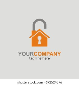 real estate property company logo