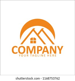Real Estate  Themplate Logo