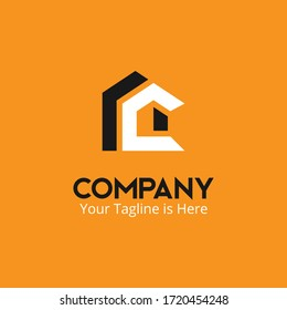 Real State Construction Builders Company Logo