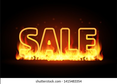 Flaming Text Images, Stock Photos & Vectors | Shutterstock