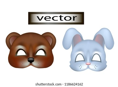 3d Masks Images, Stock Photos & Vectors | Shutterstock