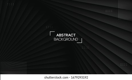 black elegant background images stock photos vectors shutterstock https www shutterstock com image vector realistic black background geometric style 1679293192