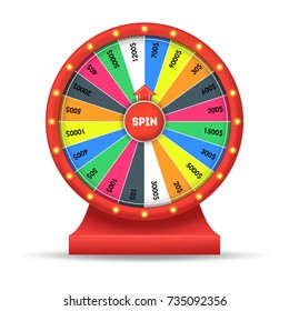 how to make a game show wheel