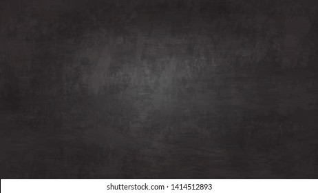 Realistic detailed chalkboard texture background . Vector .