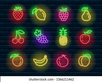 Neon Peach Stock Vectors, Images & Vector Art | Shutterstock