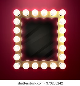 Makeup Mirror Images Stock Photos Amp Vectors Shutterstock
