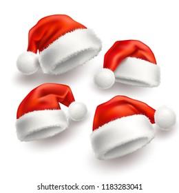 cfeeec860a1 Realistic santa hat