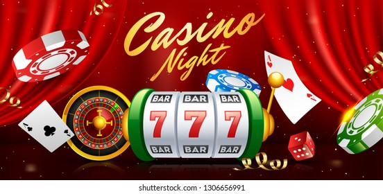 Red Casino Hd Stock Images Shutterstock