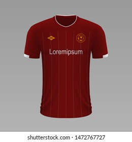 liverpool shirt images stock photos vectors shutterstock https www shutterstock com image vector realistic soccer shirt liverpool 2020 jersey 1472767727
