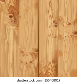 Realistic texture of pale wood