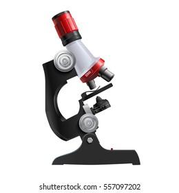 Realistic vector microscope
