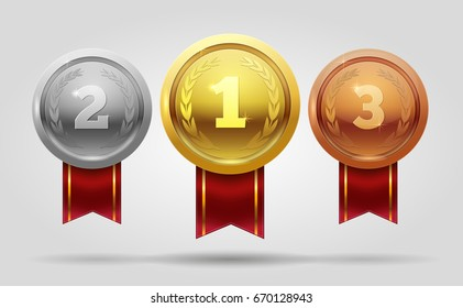 WINNER 50 MM METAL MEDALS WITH RIBBON//SET= 15 WITH CERTIFICATES//SCRATCH CARDS