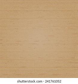 Realistic vector texture of cardboard