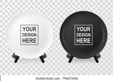 Ceramic Plates Stock Vectors, Images & Vector Art | Shutterstock