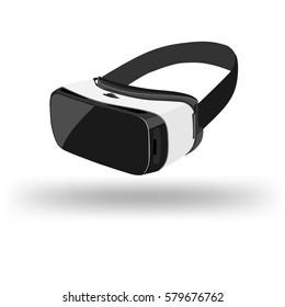 Realistic VR camera