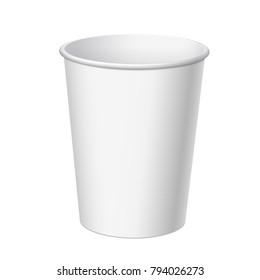 Disposable Paper Cups Images, Stock Photos & Vectors