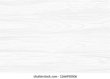 Realistic white wooden surface background. Top view. Hand drawn, no trace.